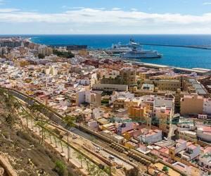 Almería, Turismo y hostelería
